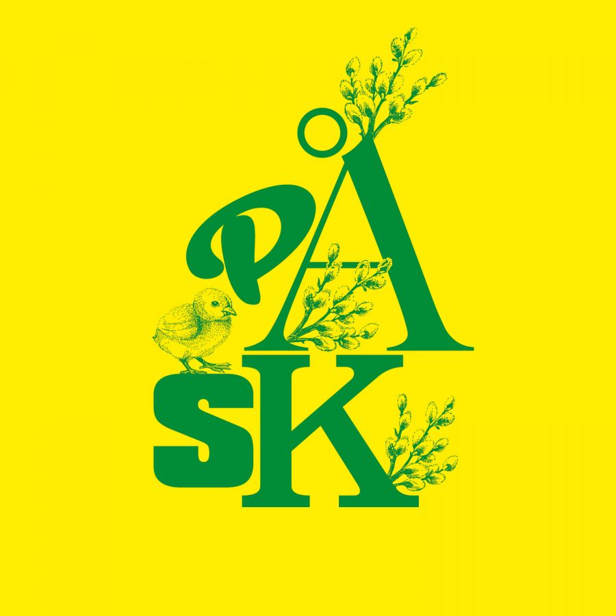 Påsk illustration