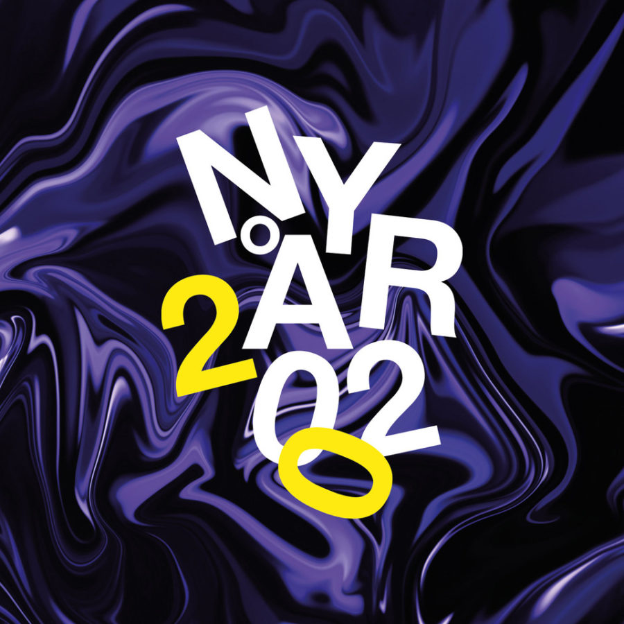 Nyår 2020 illustration